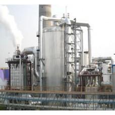 Объект по производству серной кислоты из металлургических газов
